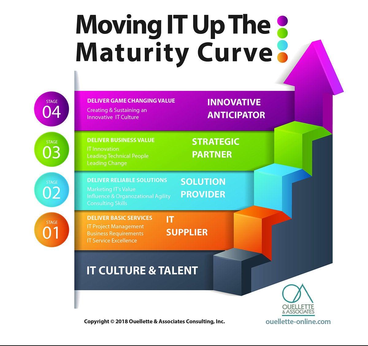 IT maturity curve