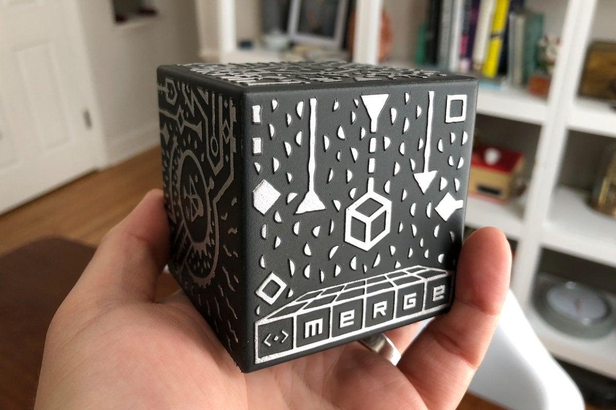merge cube lead