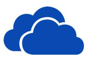 Microsoft OneDrive logo 700x467