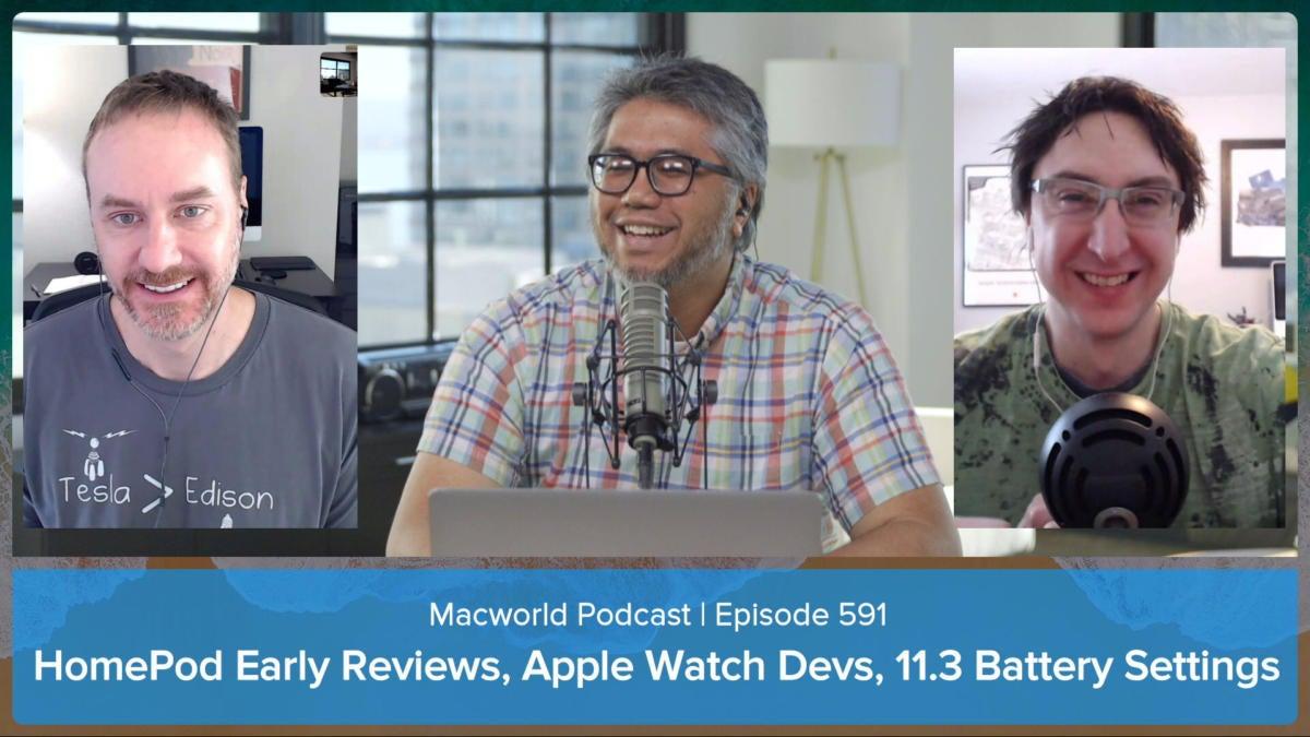 Macworld Podcast 591