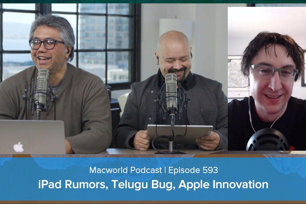 Macworld Podcast 593