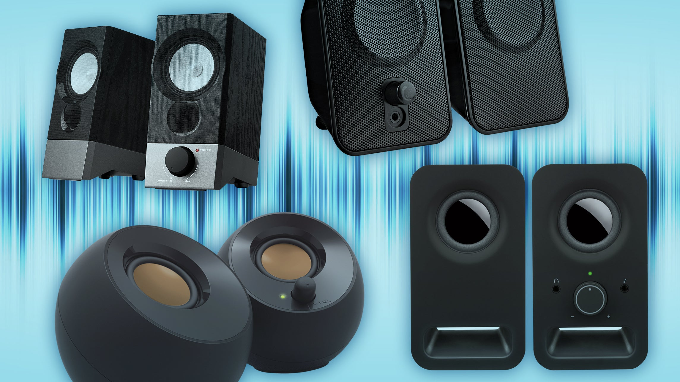 7c3ee644a4e Best budget computer speakers 2019: $100 or less | PCWorld