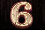 number 6 top six tips neon