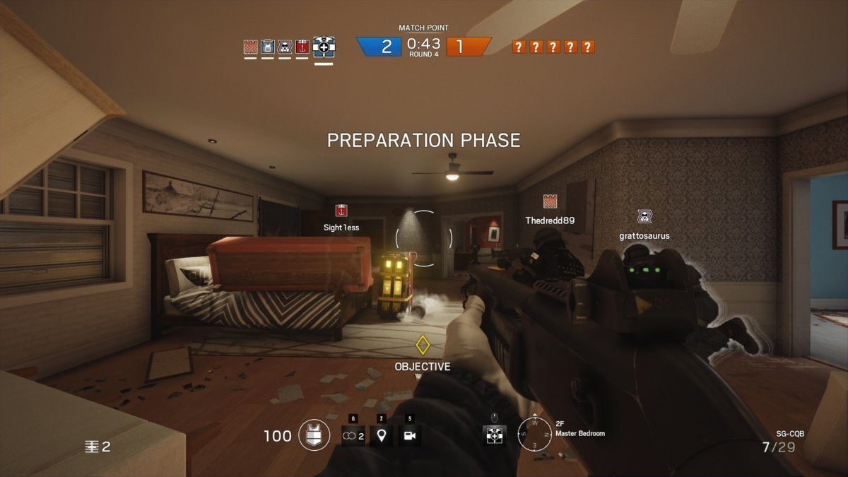 rainbow six siege 4