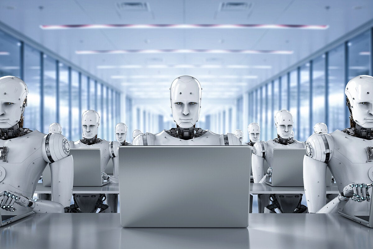 Review: UiPath aces robotic process automation | InfoWorld