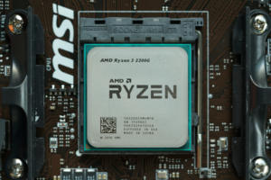Confirmed: AMD will loan chips to help with motherboard updates for Ryzen APUs