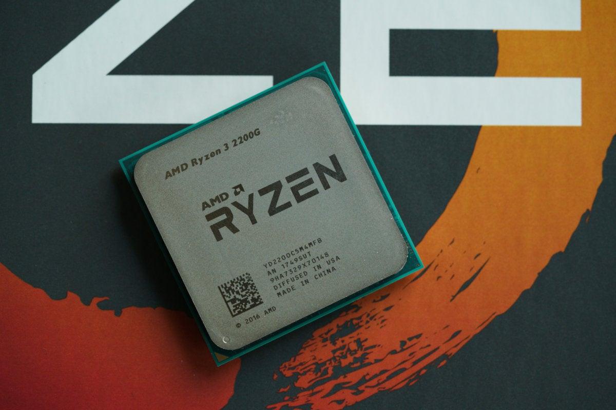 Ryzen 5 2400G, Ryzen 3 2200G APUs reviewed: Vega meets Zen | PCWorld