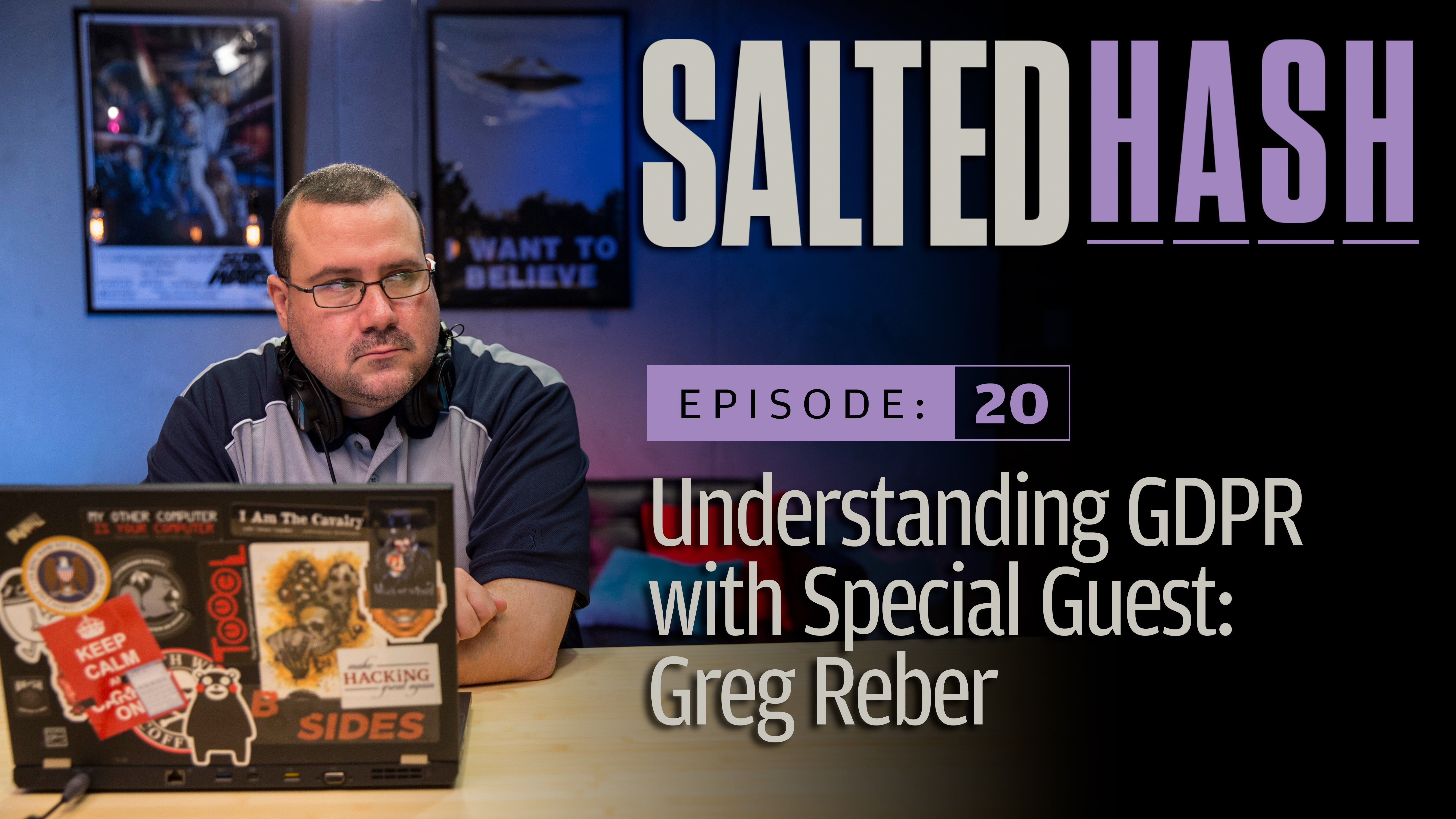 GDPR deadline looms: The price and penalties | Salted Hash Ep 20