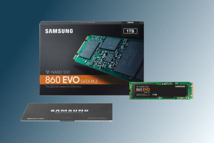 Samsung 860 Evo Review Further Proof That Tlc Nand Ssd Can Be Fast