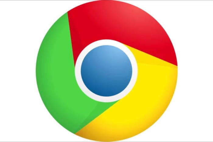 slide 14 chrome logo