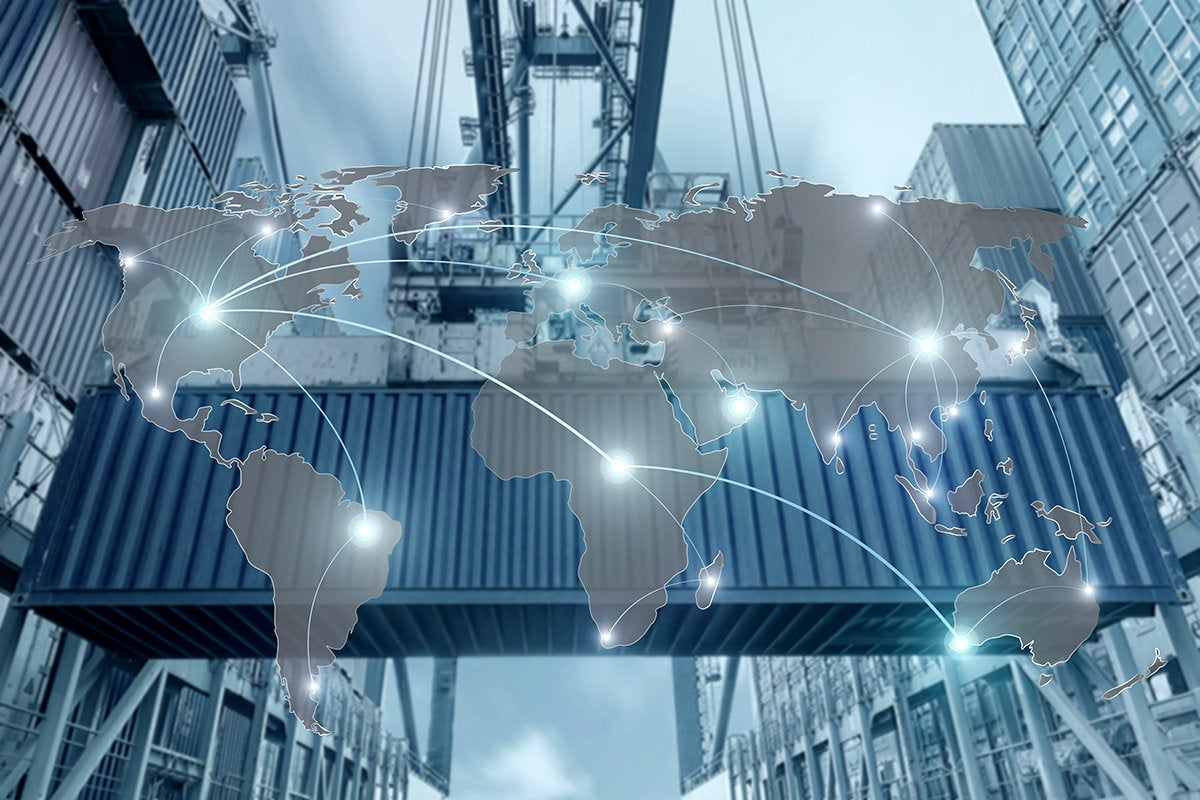 supply chain management connections - ERP - Enterprise Resource Planning