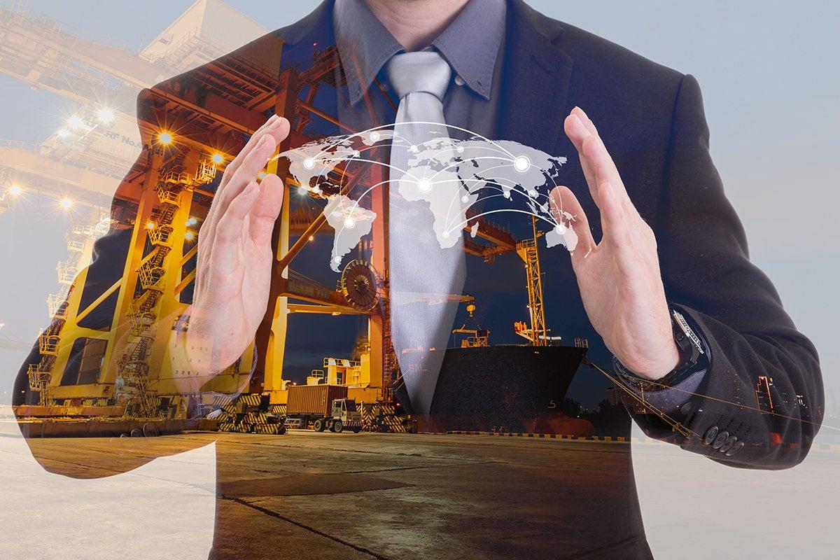 industrial supply chain management - ERP - Enterprise Resource Planning
