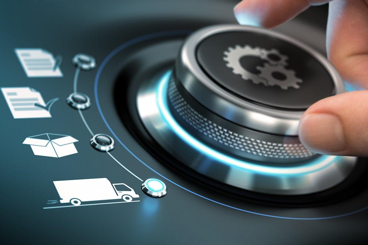 supply chain management controls - ERP - Enterprise Resource Planning