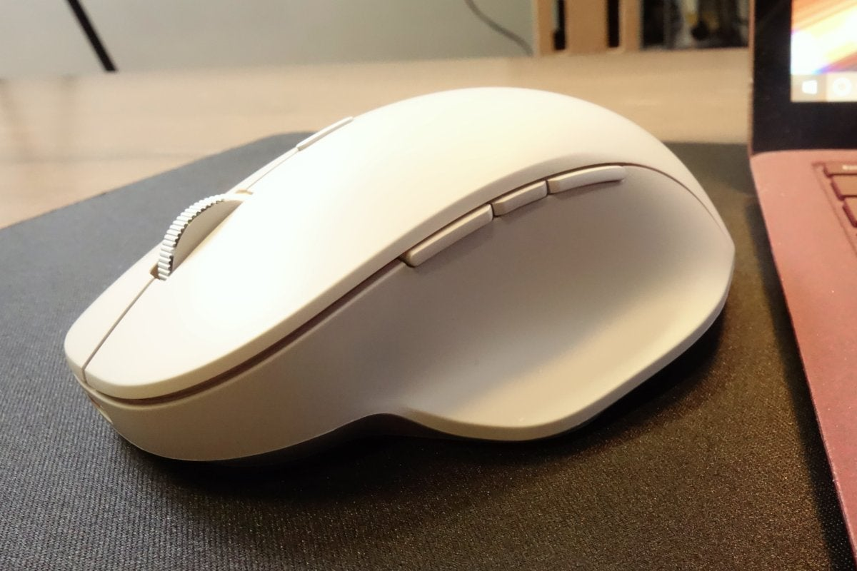 surface precision mouse side