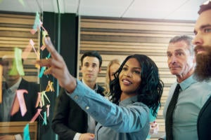 When an IT project isn't an IT project, engagement soars