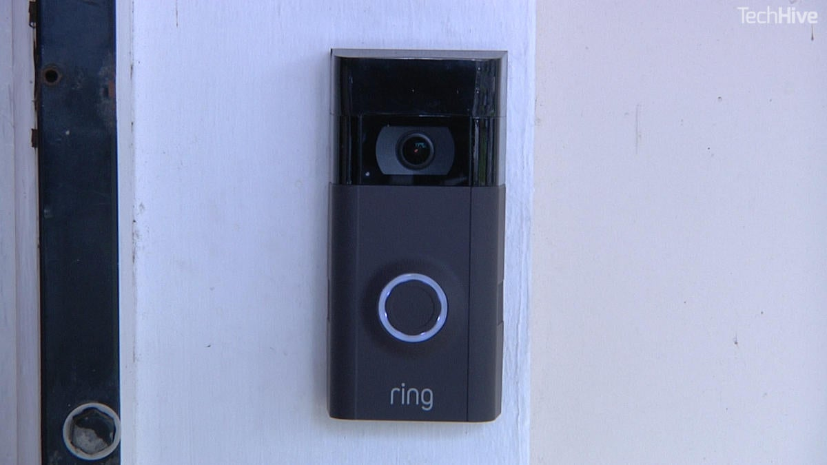 Amazon Is Selling The Awesome Ring Video Doorbell 2 For 160 Its Lowest Price Ever Techhive