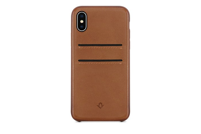 twelve south relaxed leather iphone x