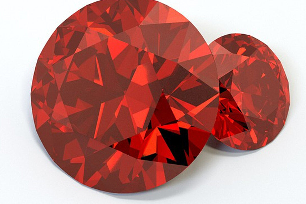 two rubies ruby