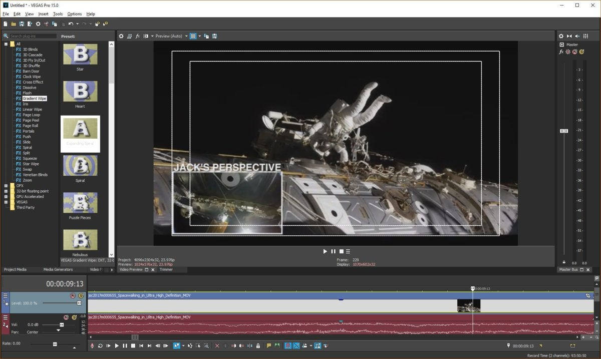 Magix Vegas Pro 15 Review Major Overhaul Makes It One Of The Best