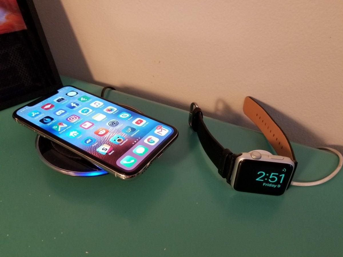 watch refresh charging