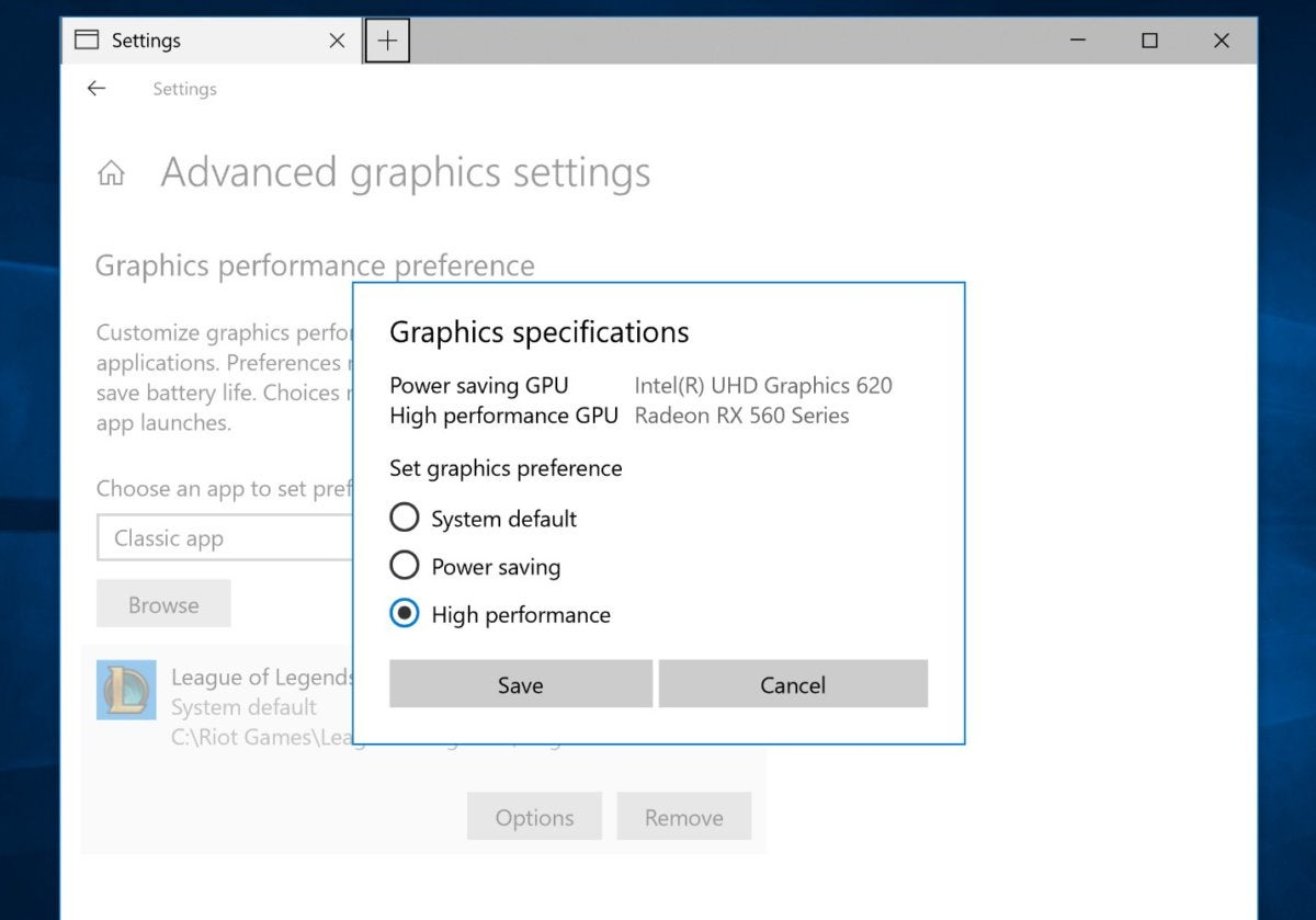 windows 10 17093 insider multi gpu