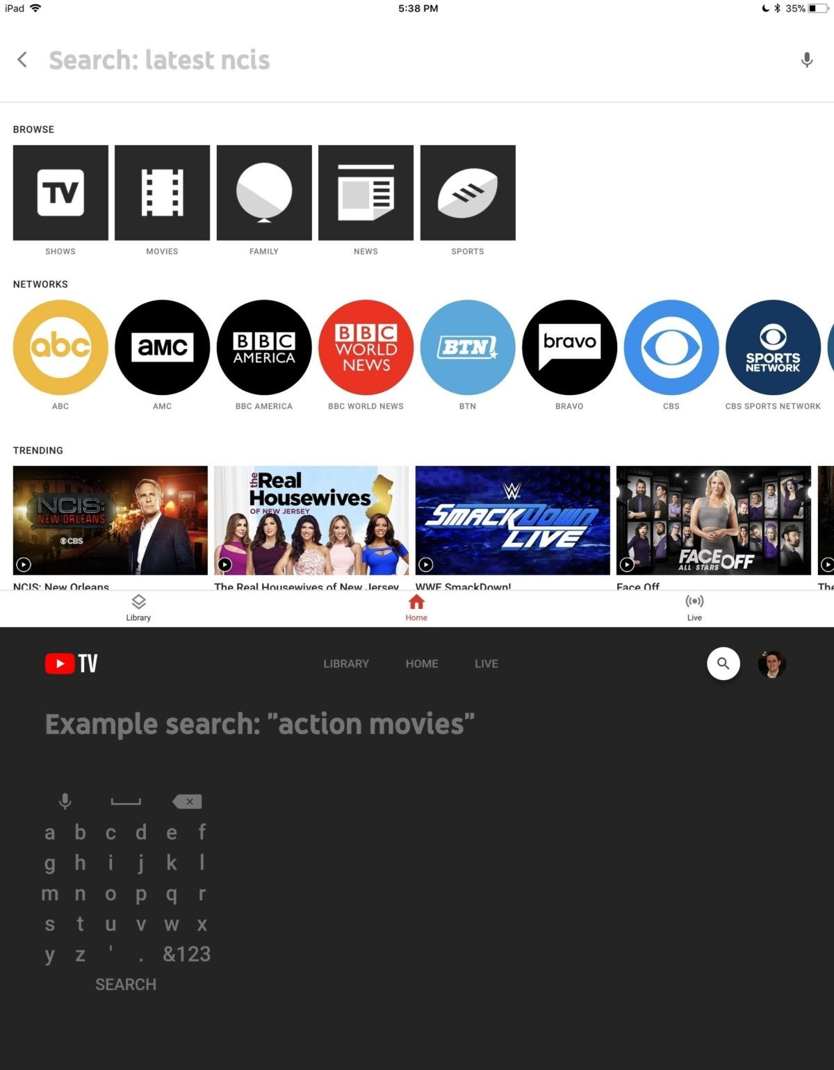 YouTube TV review | TechHive