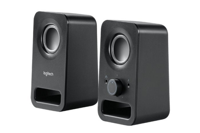 z150 clear stereo sound speakers three quarters copy