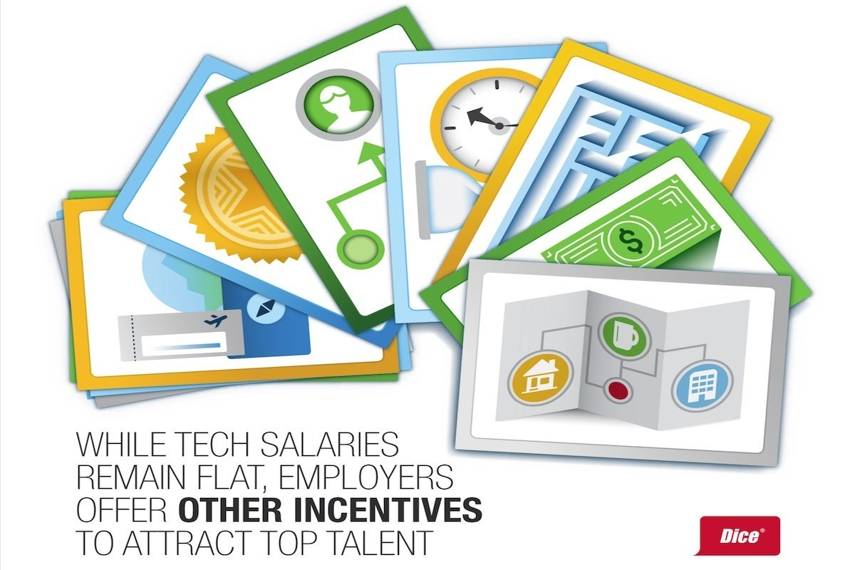 How To Get The Top It Salary In 2018 Itworld