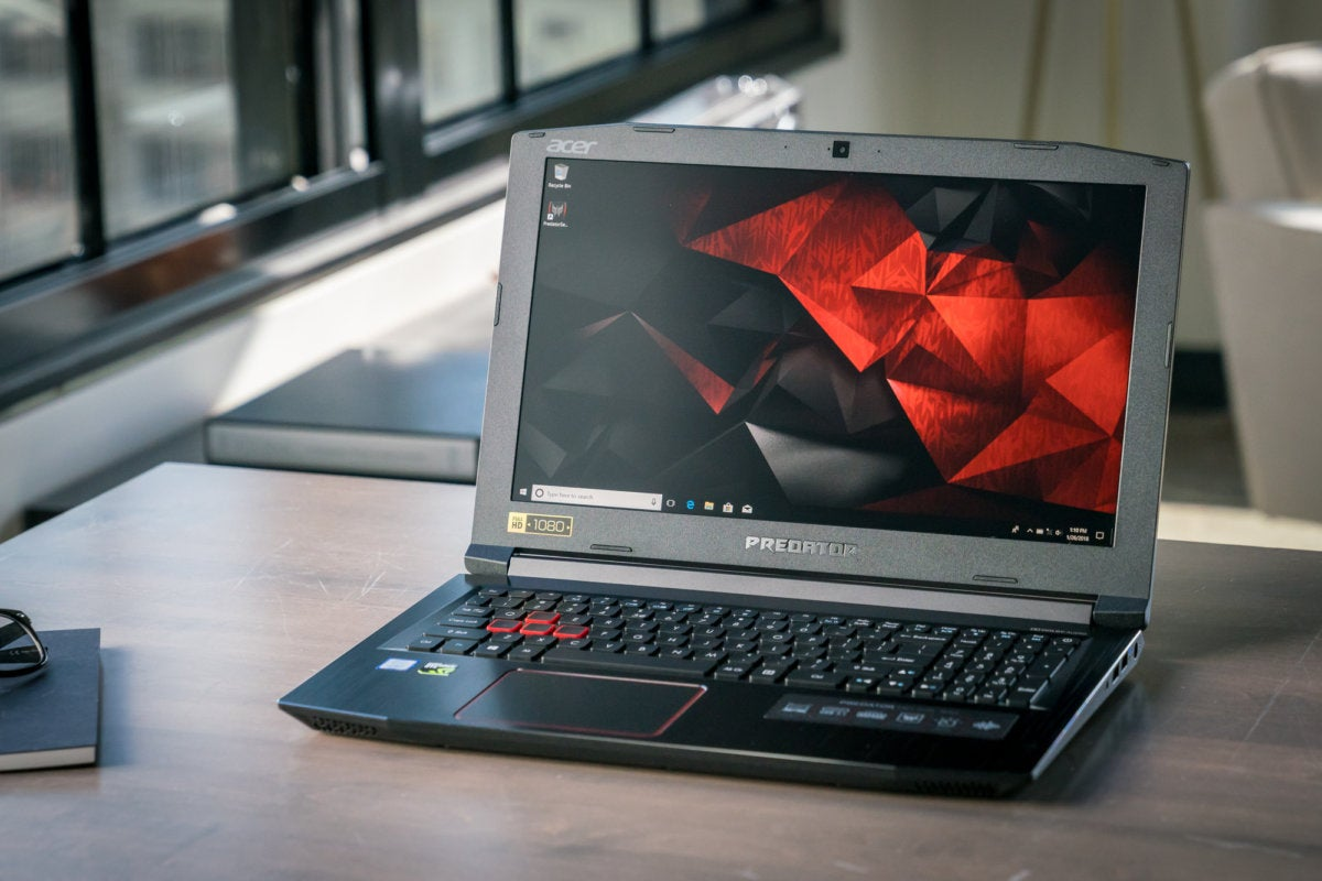Acer Predator Helios 300: We review the bestselling gaming laptop on