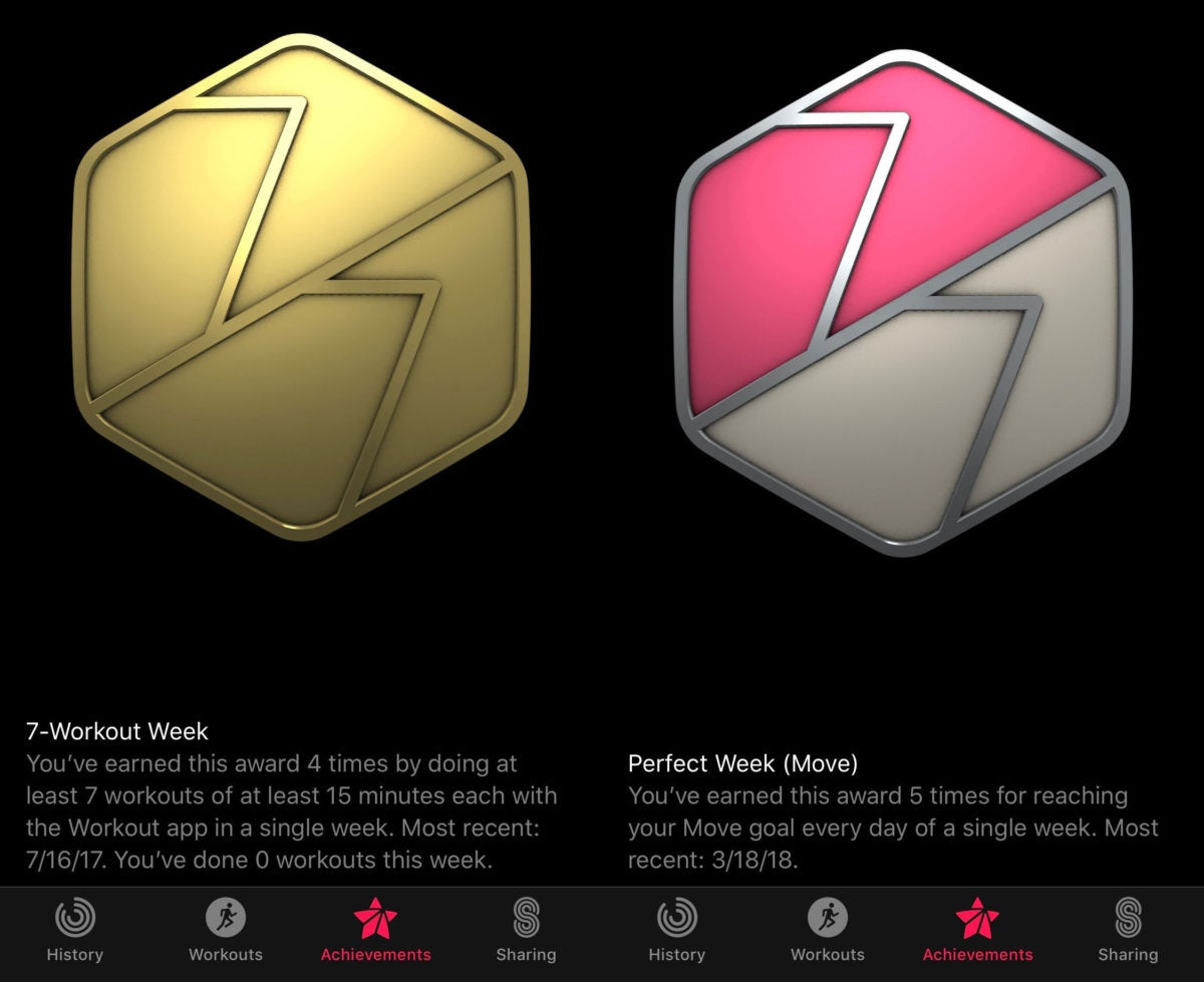 How to get all of the Apple Watch Activity challenge badges