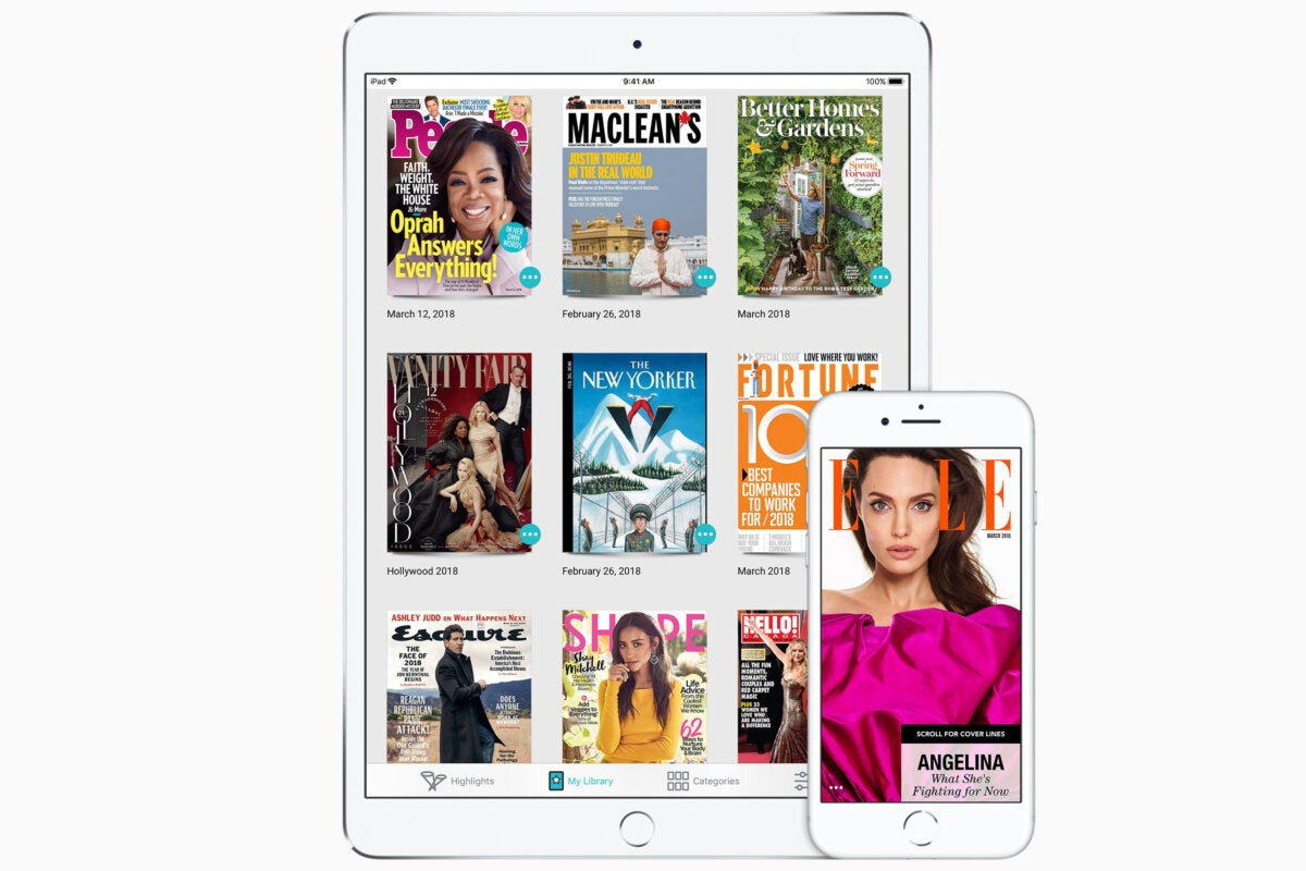photo image Apple to acquire digital magazine subscription service Texture