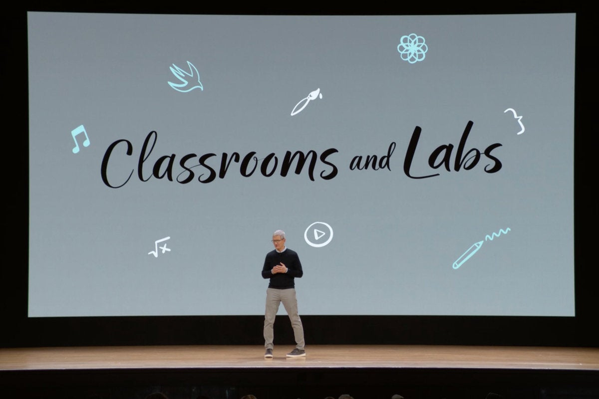 apple tim cook education event chicago