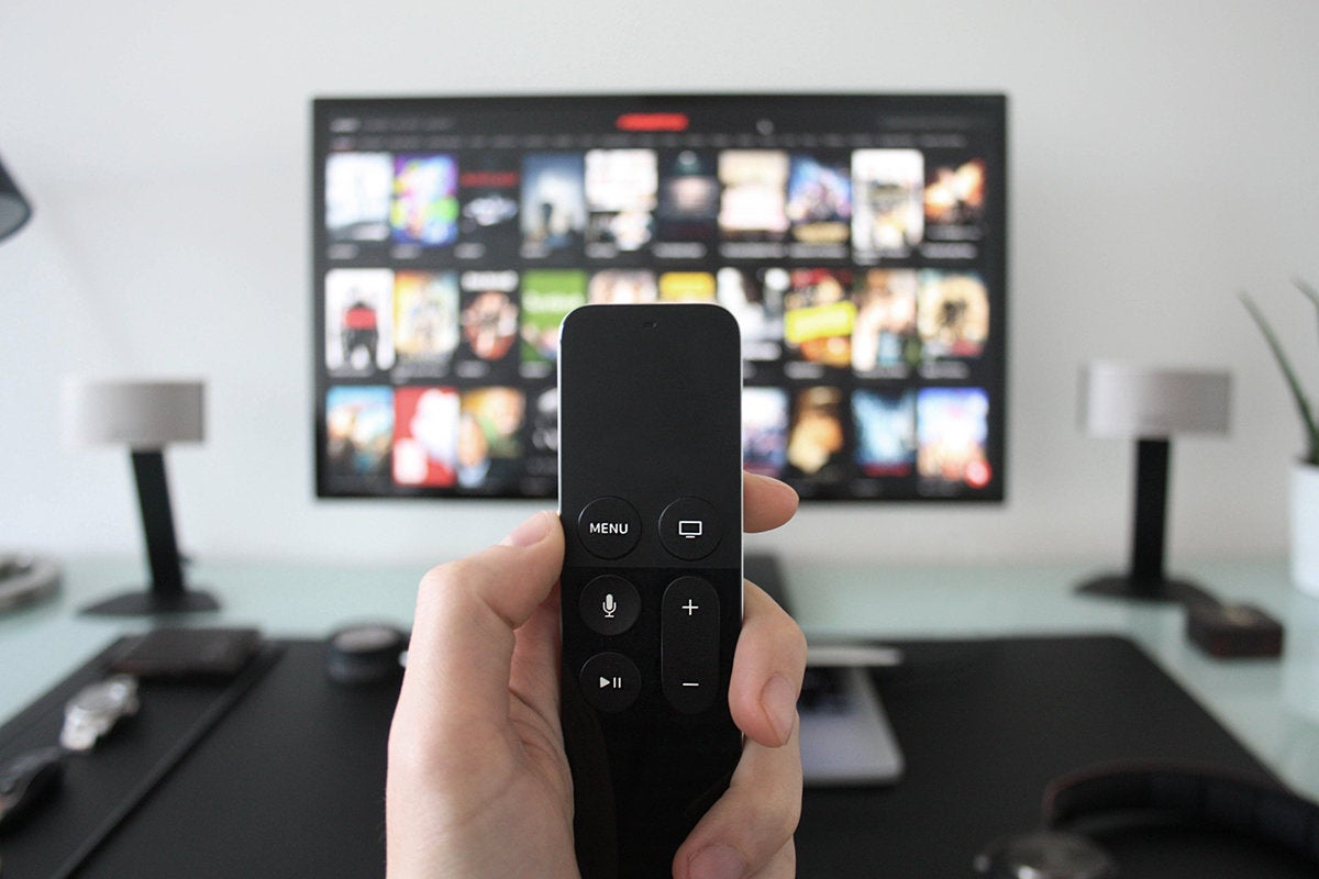 Apple TV - remote control