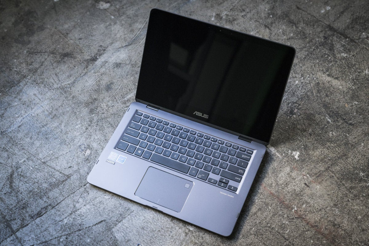 7ffd12b6c245 Asus ZenBook Flip 14 UX461UN review: A sleek, solid 2-in-1 laptop ...