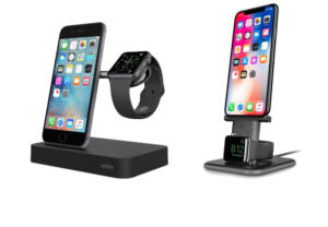 belkin twelvesouth iphone watch stands