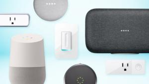 best smart home devices for Google Home