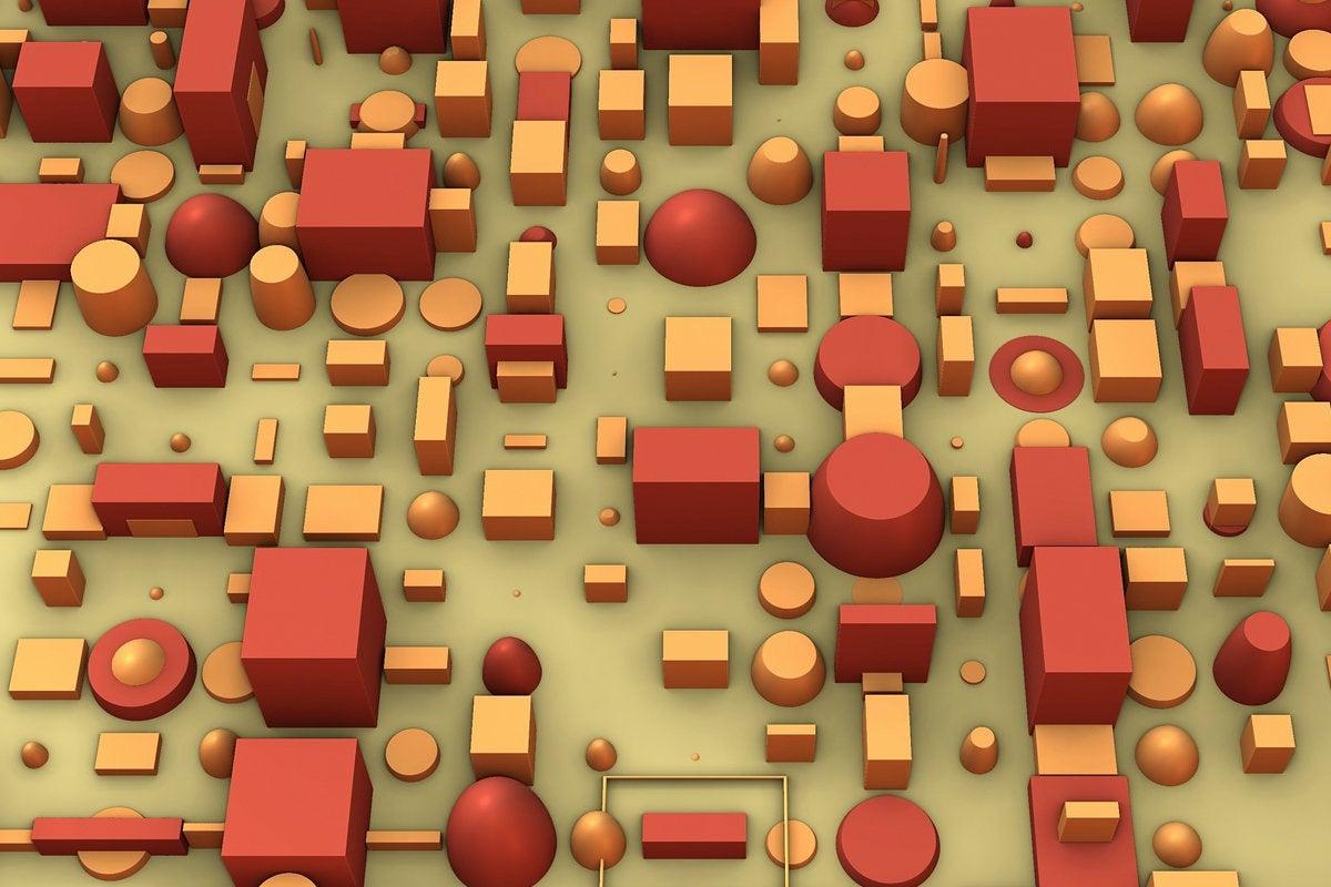blocks building blocks architecture model