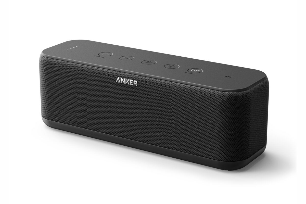 anker soundcore boost bluetooth speaker review this. Black Bedroom Furniture Sets. Home Design Ideas