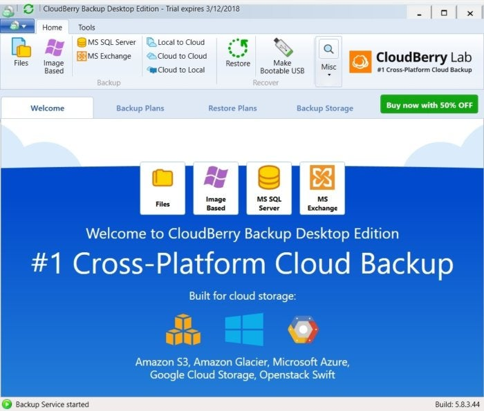 cloudberry home backup3