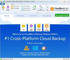 cloudberry home backup3