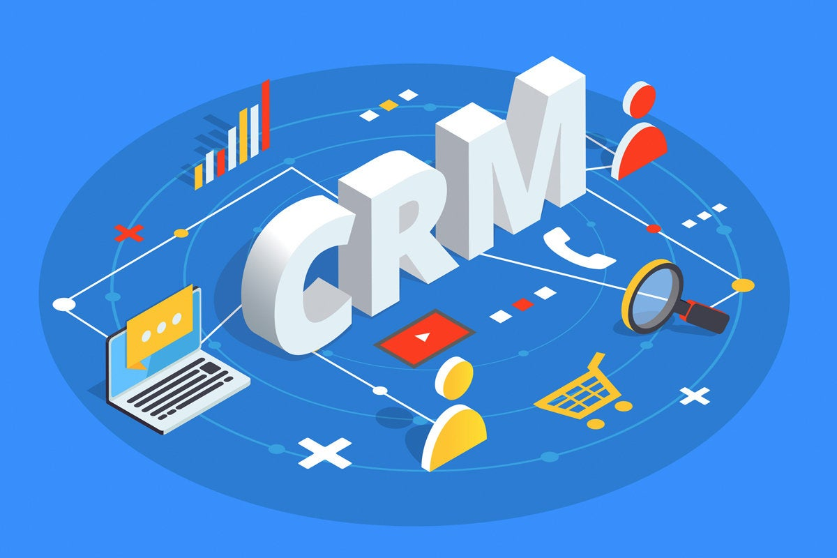 Technology Management Image: The Future Of CRM