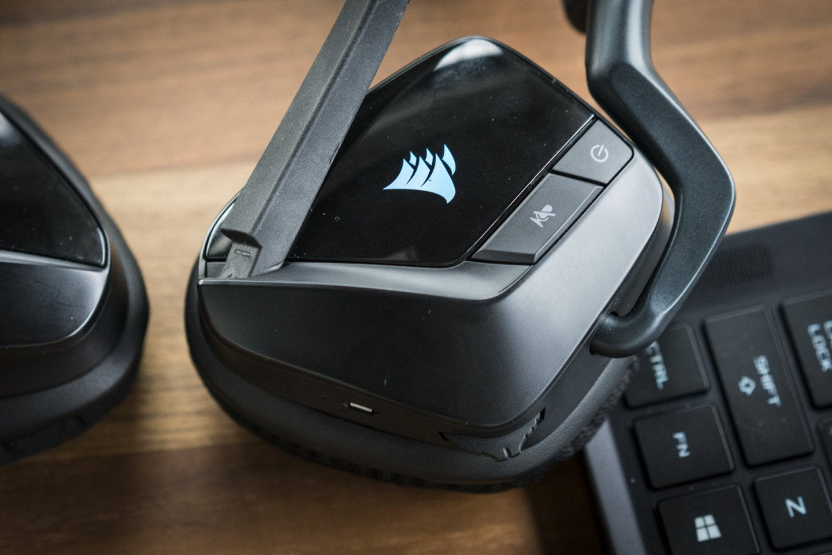 Corsair Void Pro review: The best $100 wireless gaming