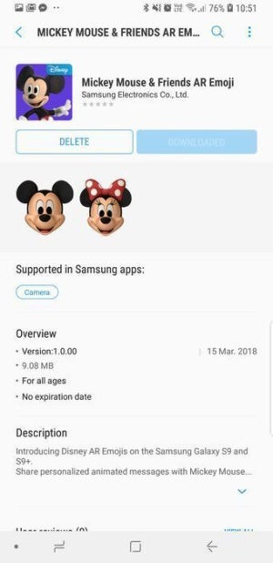 How to create an AR Emoji and more on the Samsung Galaxy S9 | IDG