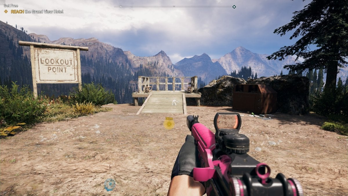 Far Cry 5 review: Rocket's red glare | PCWorld