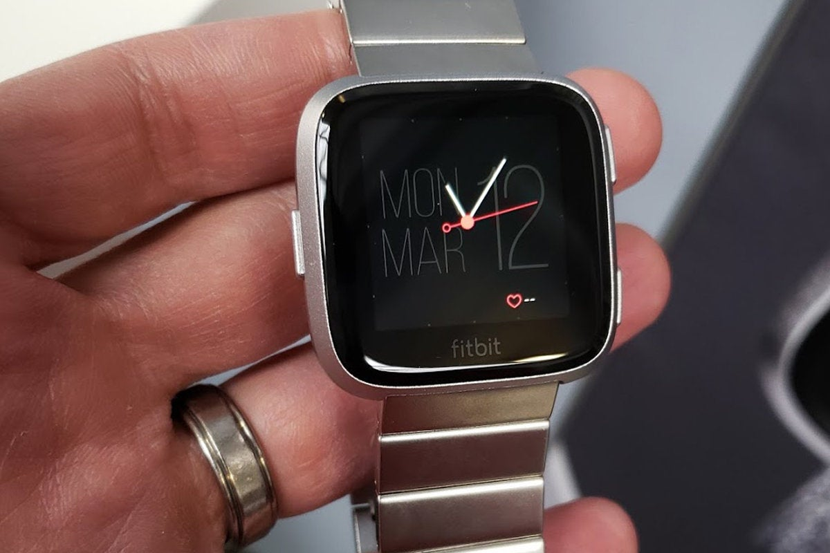 fitbit versa limited edition