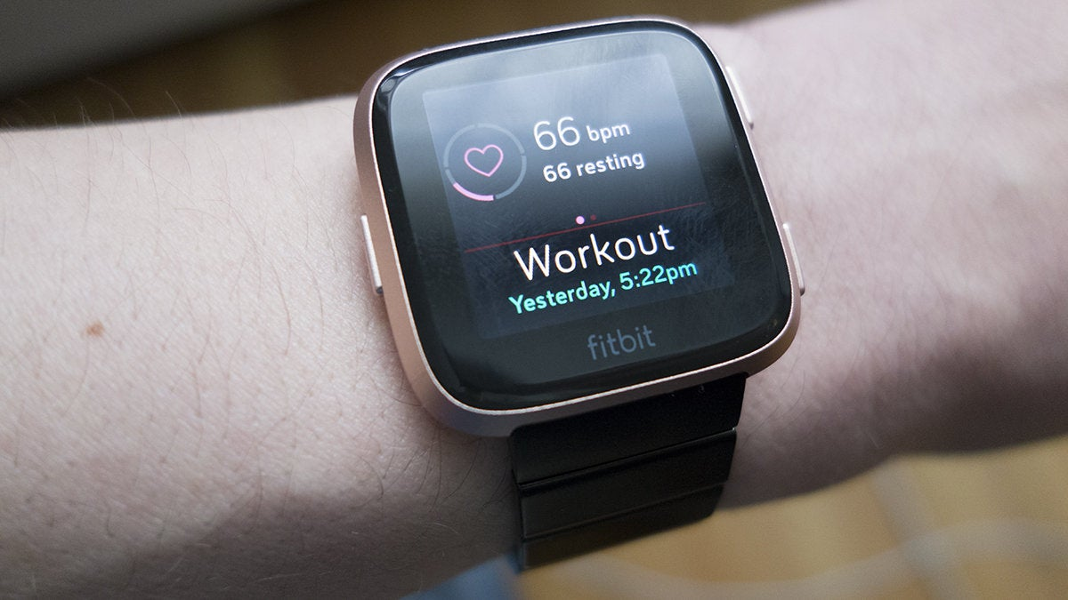 Fitbit Versa review: The first non-Apple watch that's worth your