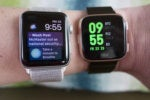 fitbit versa vs apple watch