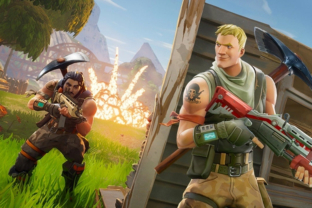 Fortnite For Ios First Look It S Fun But Desktop Players Will Eat
