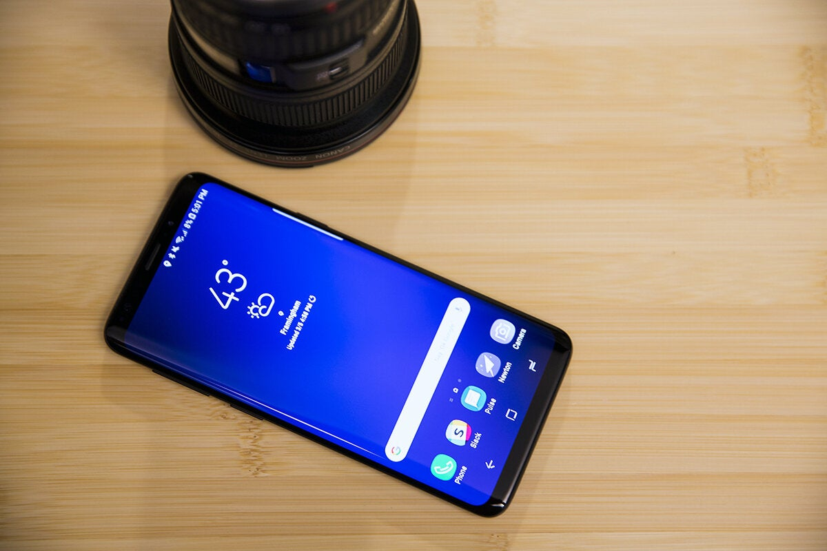 Samsung Galaxy S9 review: Incrementally better in all the
