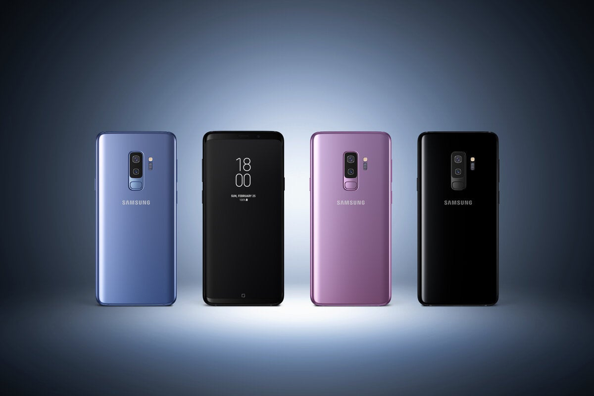 Review: Samsung's new Galaxy S9 phones make excellence